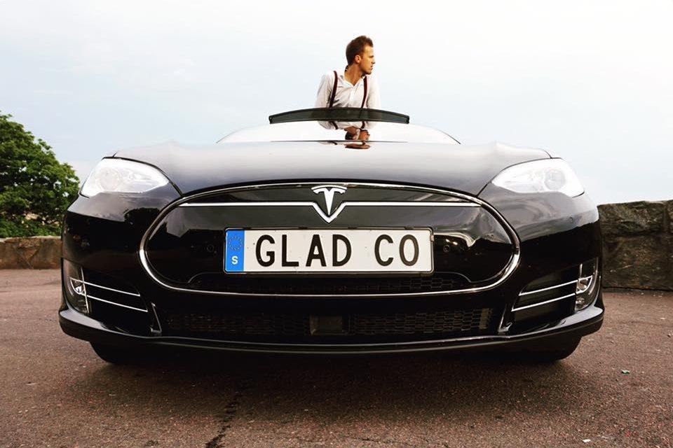 Från Uber – nu lanserar han sitt andra unika taxibolag i Göteborg